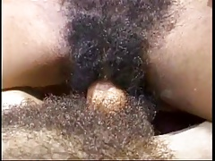 Curly Hair, Hairy Pussy