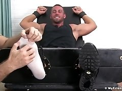 Muscle stud cries out for help from feet tickling homos|63::Gay,1841::Amateur,1921::Bondage,1991::Feet,2001::Fetish,2011::Group,2041::Hunks